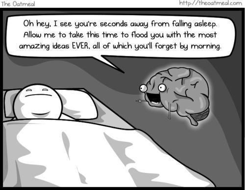 oatmeal sleep brain